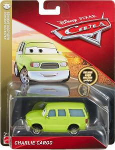 CARS Deluxe (Auta) - Charlie Cargo - poškozený obal