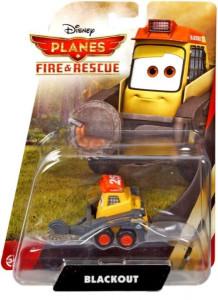PLANES 2: Fire & Rescue - Blackout (Letadla 2: Hasiči a záchranáři)
