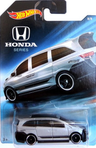 HOT WHEELS - Honda Odyssey