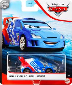 Kopie - CARS 3 (Auta 3) - Raoul Caroule SILVER