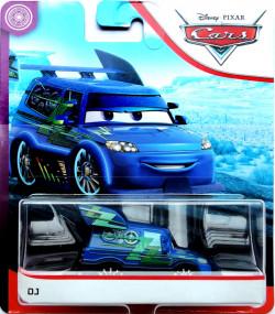 CARS (Auta) - DJ (nová kolekce)