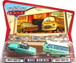 CARS (Auta) - Dusty + Rusty