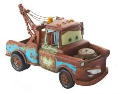 CARS (Auta) - Mater (Burák) - Vánoční dárkové balení - poškozený obal
