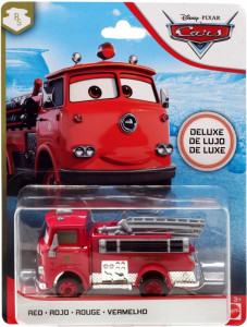 CARS 3 Deluxe (Auta 3) - Red (Ruda)