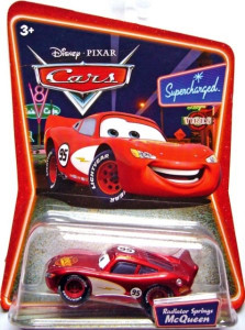 CARS (Auta) - Radiator Springs McQueen (Blesk McQueen) SUPERCHARGED
