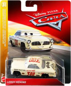 CARS 3 (Auta 3) - Leroy Heming