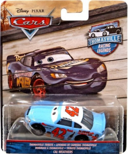 CARS 3 (Auta 3) - Cal Weathers Nr. 42 - Thomasville collection