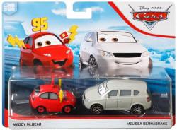 CARS 3 (Auta 3) - Maddy McGear + Melissa Bernabrake