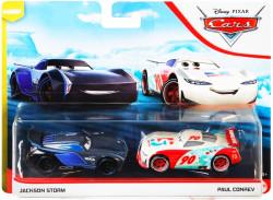 CARS 3 (Auta 3) - Jackson Storm (Jackson Hrom) + Paul Conrev