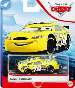 CARS 3 (Auta 3) - Slider Petrolski Nr. 74