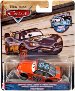 CARS 3 (Auta 3) - Ponchy Wipeout Nr. 90 - Thomasville collection