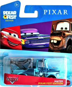 CARS (Auta) - Mater (Burák) - PIXAR FEST