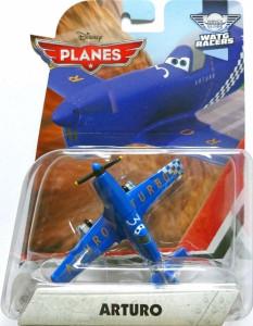 PLANES (Letadla) - Arturo - poškozený obal