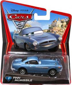 CARS 2 (Auta 2) - Finn McMissile