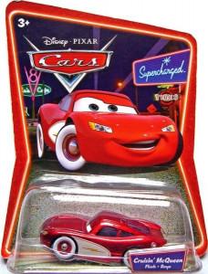 CARS (Auta) - Cruisin Lightning McQueen (Blesk McQueen) SUPERCHARGED