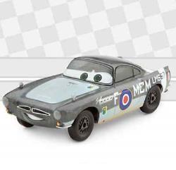 CARS 2 (Auta 2) - Finn McMissile Collector Edition Artist Series