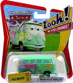 CARS (Auta) - Fillmore - The World of Cars LOOK (mrkací) - poškozený obal