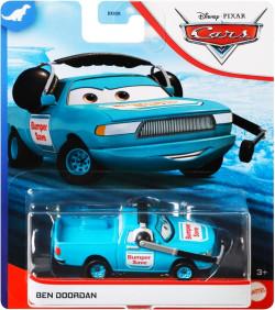 CARS 3 (Auta 3) - Ben Doordan