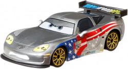 CARS (Auta) - Jeff Gorvette Silver Metallic Finish
