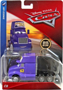 CARS Deluxe (Auta) - CB (Transberry Juice Semi)