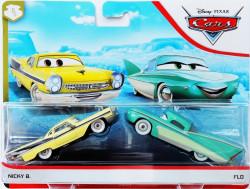 CARS 3 (Auta 3) - Nicky B. + Flo