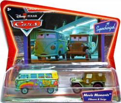 CARS (Auta) - Fillmore + Sarge (Serža) - SUPERCHARGED