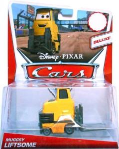 CARS 2 Deluxe (Auta 2) - Muggsy Liftsome