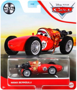 CARS 2 (Auta 2) - Mama Bernoulli