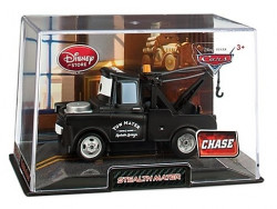 CARS 2 (Auta 2) - Stealth Mater Collector Edition