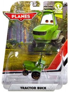 PLANES 2: Fire & Rescue - Tractor Buck (Letadla 2: Hasiči a záchranáři)