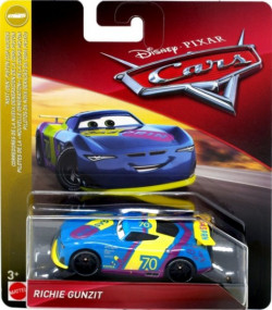 CARS 3 (Auta 3) - Richie Gunzit Nr. 70
