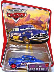 CARS (Auta) - Fabulous Hudson Hornet - The World of Cars - mírně poškozený obal