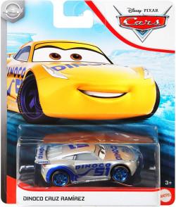 CARS 3 (Auta 3) - Dinoco Cruz Ramirez Nr. 51 SILVER