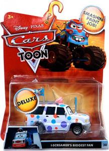 CARS TOON (Auta - Burákovy povídačky) - I-Screamer´s Biggest Fan