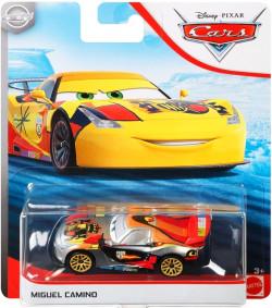 CARS (Auta) - Miguel Camino Nr. 5 SILVER