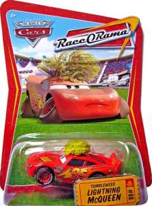 CARS (Auta) - Tumbleweed McQueen (Blesk McQueen) ROR