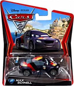 CARS 2 (Auta 2) - Max Schnell
