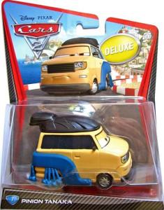 CARS 2 Deluxe (Auta 2) - Pinion Tanaka