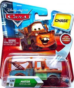 CARS (Auta) - Mater with Oil Can (Burák s plechovkou oleje) LOOK CHASE - přelepený obal