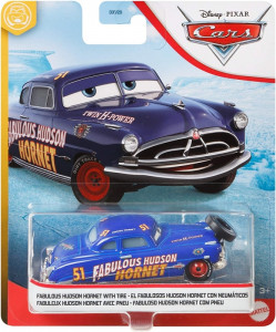 CARS 3 (Auta 3) - Fabulous Hudson Hornet with Tire