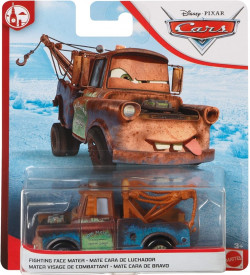 CARS 3 (Auta 3) - Fighting Face Mater (Burák)