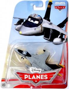 PLANES (Letadla) - Bravo - poškozený obal