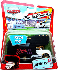 CARS (Auta) - Elvis RV Deluxe