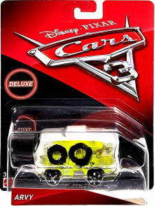 CARS 3 Deluxe (Auta 3) - Arvy - poškozený obal