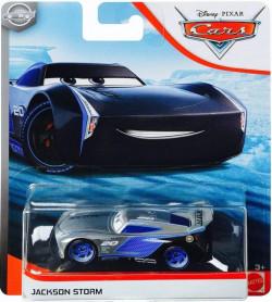 CARS (Auta) - Jackson Storm SILVER