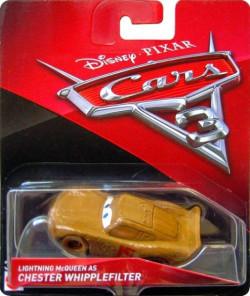 CARS 3 (Auta 3) - Lightning McQueen as Chester Whipplefilter - poškozený obal