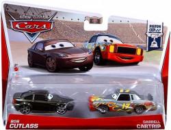 CARS 2 (Auta 2) - Bob Cutlass + Darrell Cartrip