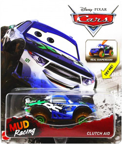 CARS 3 (Auta 3) - Clutch Aid Nr. 121 - XRS Mud Racing