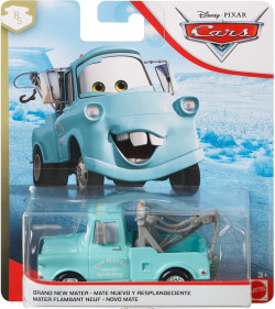 CARS (Auta) - Brand New Mater (mladý Burák)
