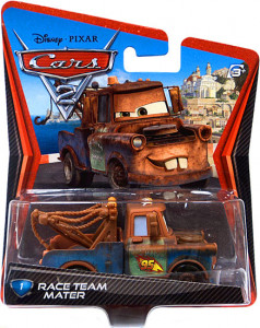 CARS 2 (Auta 2) - Race Team Mater